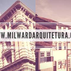 Outros: Casas familiares  por Milward Arquitetura