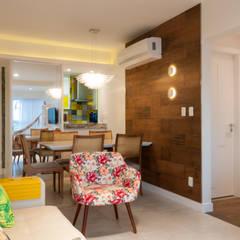 غرفة السفرة تنفيذ Bernal Projetos