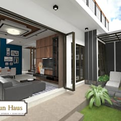 Urban House:  Taman by Braun Haus