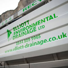 Commercial Drainage Services :  Commercial Spaces by Elliott Environmental Drainage Ltd