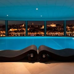 Saunas de estilo  por Enerama Çevre Teknolojileri San ve Tic A.Ş.