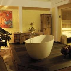 Rustikale Badezimmer Einrichtungsideen und Bilder | homify