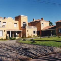 Single family home by Estudio Dillon Terzaghi Arquitectura - Pilar,