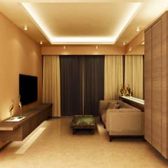 Timeless Design Living Room:  Living room by FINE ART LIVING PTE LTD