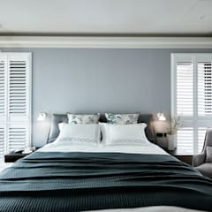 Bedroom by 耀昀創意設計有限公司/Alfonso Ideas