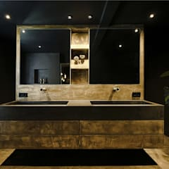 Bathroom by Molitli Interieurmakers
