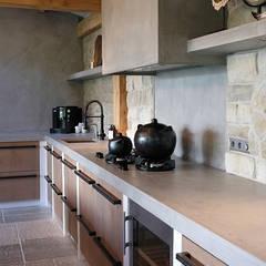 buitenverblijf ibiza style keuken door molitli interieurmakers