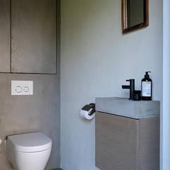 buitenverblijf ibiza style badkamer door molitli interieurmakers