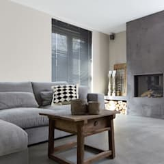 Living room by Molitli Interieurmakers