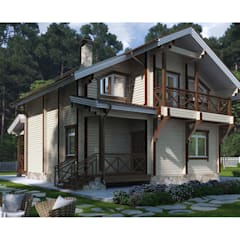 Passive house by Home Architect, Classic