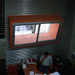 Droguería Monstserratnorte - Vista Interior 2: Edificios de Oficinas de estilo  por Módulo 3 arquitectura