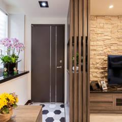 أبواب رئيسية تنفيذ 好室佳室內設計