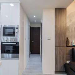 日常的溫度 木質調:  牆面 by 好室佳室內設計