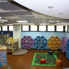 Schools by 利程室內外裝飾 LICHENG
