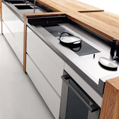 Kitchen units by Eurooo Brasil