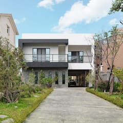 Houses by WID建築室內設計事務所 Architecture & Interior Design