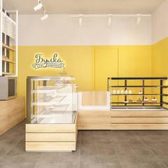 Коммерческий дизайн интерьера магазина выпечки: Офисы и магазины в . Автор – Art-i-Chok