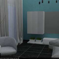 projecto sala : Salas de jantar  por e4tro