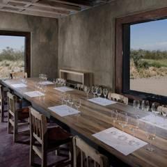 Bórmida & Yanzón arquitectos의  레스토랑
