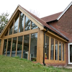 Windrift - Petersfield:  Houses by dwell design