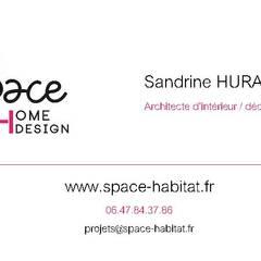 ICI BIENTOT: Bureaux de style  par S'PACE HABITAT / S'PACE HOME DESIGN