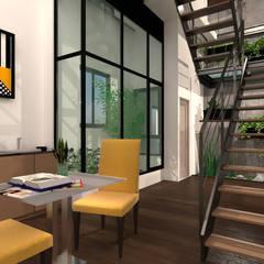 محلات تجارية تنفيذ 台中室內建築師|利程室內外裝飾 LICHENG,