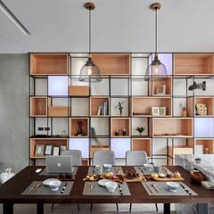Living room by WID建築室內設計事務所 Architecture & Interior Design