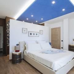 Bedroom by antoniodimaro&partners, Mediterranean