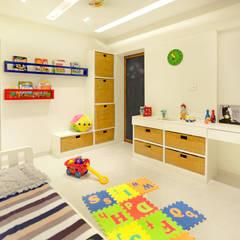 غرفة الاطفال تنفيذ Urbane Storey