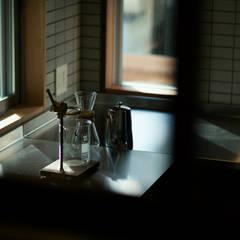 吹き抜けのある家: ELD INTERIOR PRODUCTSが手掛けたキッチンです。
