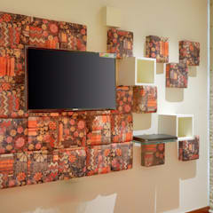 Multimedia-Raum von Creative Geometry