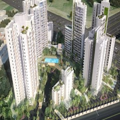 TATA Gateway Sector 113 Dwarka Expressway Gurgaon:  Floors by Group 3 Realtors