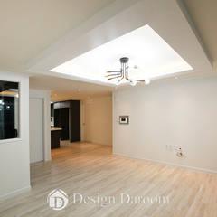 Salon de style  par Design Daroom 디자인다룸
