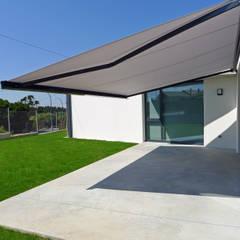 Vivienda en Curtis: Casas unifamilares de estilo  de AD+ arquitectura