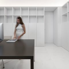 mediterranean Study/office by FRAN SILVESTRE ARQUITECTOS