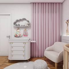 غرفة الاطفال تنفيذ Studio M Arquitetura