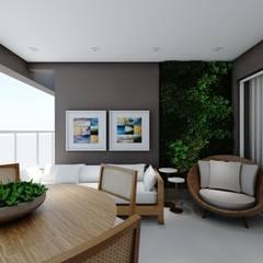 AP DR: Jardins  por Studio M Arquitetura