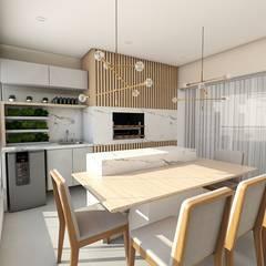 AP CL: Jardins clássicos por Studio M Arquitetura