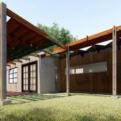 Passive house by BIM Urbano