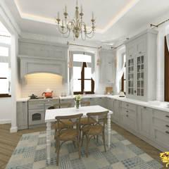 Kitchen units by Öykü İç Mimarlık
