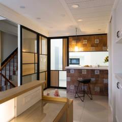 غرفة السفرة تنفيذ 松泰室內裝修設計工程有限公司,
