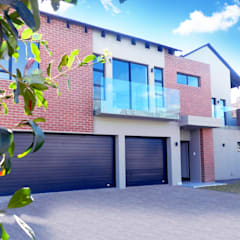 Detached home by TOP CENTRE PROPERTIES GROUP (PTY) LTD, Modern