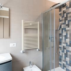 minimalistic Bathroom by Grippo+Murzi Architetti