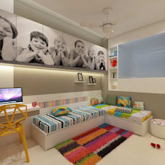 Teen bedroom by n design studio