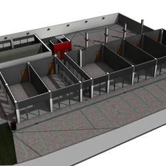 محلات تجارية تنفيذ Facere Arquitectura