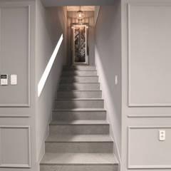 Stairs by 디자인스튜디오참