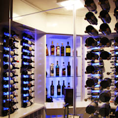 Wine cellar by Vision Tribe