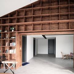 modern Study/office by 디자인스튜디오참