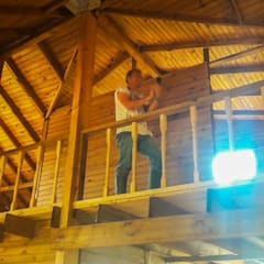 MAHAL MİMARLIK – İznik Kütük Ev:  tarz Ahşap ev