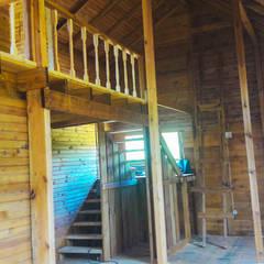 MAHAL MİMARLIK – İznik Kütük Ev:  tarz Kütük ev